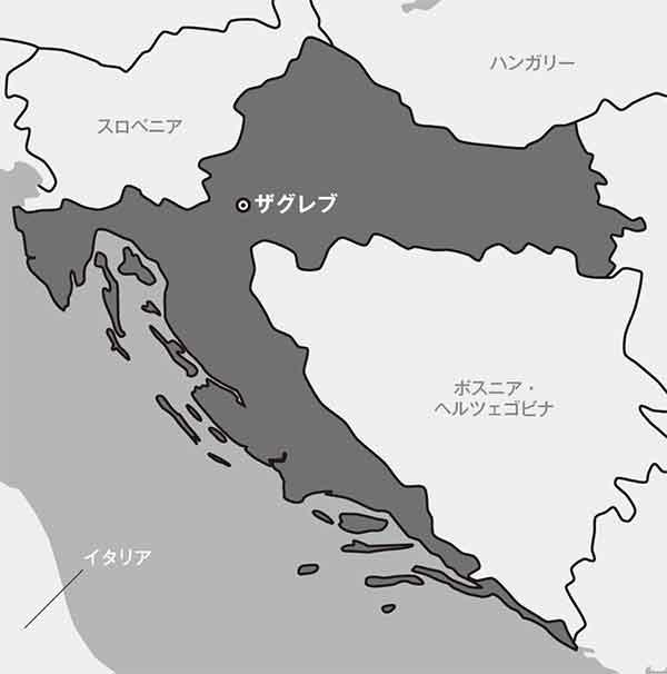 クロアチア(Croatia)